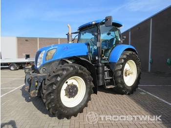 New Holland 7040 - wheel tractor