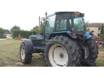 Wheel tractor New Holland 7840 SLE