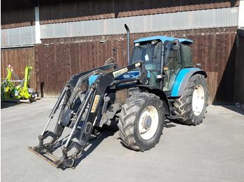 New Holland 8340 SLE - wheel tractor