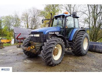 New Holland 8360 - wheel tractor
