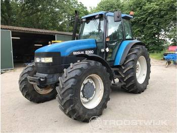 New Holland 8360 DT - wheel tractor