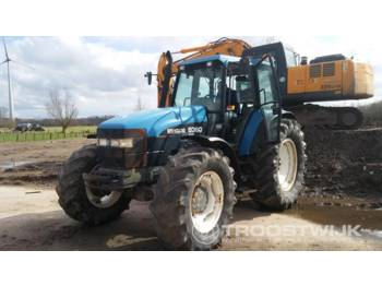 Wheel tractor New Holland 8360 Ford