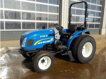 New Holland Boomer 30 - wheel tractor