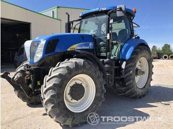 New Holland New Holland T7030 T7030 - wheel tractor