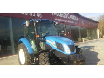 Wheel tractor New Holland T4.55