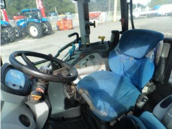 Wheel tractor New Holland T5105