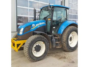 New Holland T5.95 - wheel tractor