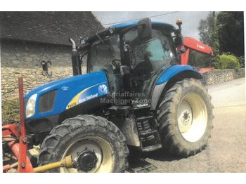 Wheel tractor New Holland T6020