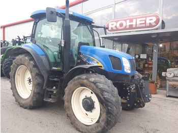 New Holland T6020 Elite  - wheel tractor