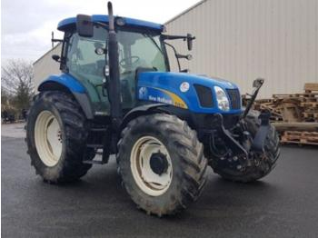 New Holland T6030 EC - wheel tractor