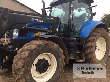 New Holland T6080 - wheel tractor