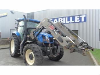 Wheel tractor New Holland T6165