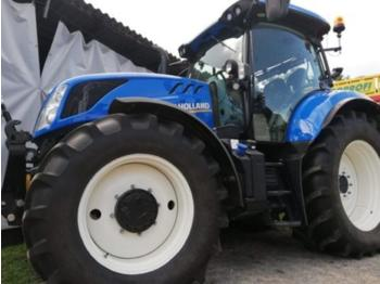 New Holland T6.145 Deluxe - wheel tractor