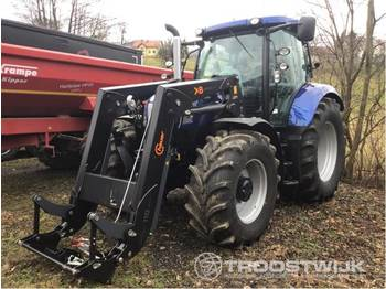 New Holland T6.160 AC - wheel tractor