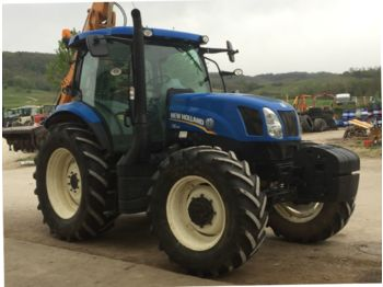 New Holland T6.165 - wheel tractor