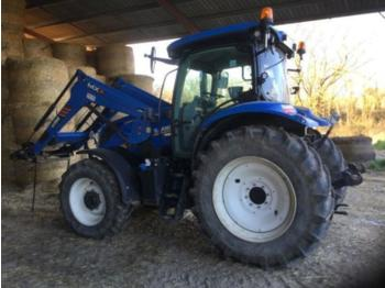 New Holland T6.165 AC - wheel tractor