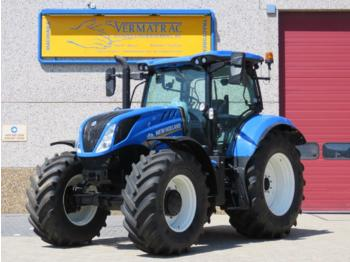 New Holland T6.180 AEC - wheel tractor