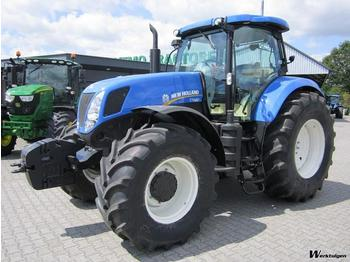 New Holland T7060 - wheel tractor