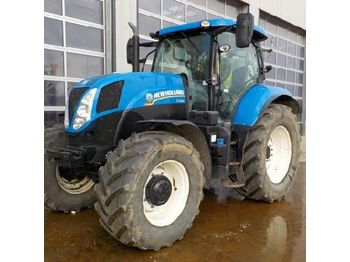 New Holland T7.200 - wheel tractor