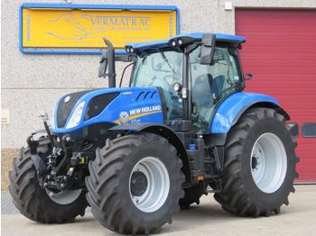 New Holland T7.210AC - wheel tractor