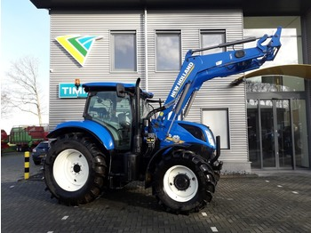 New Holland T7.210 CL Range Command - wheel tractor