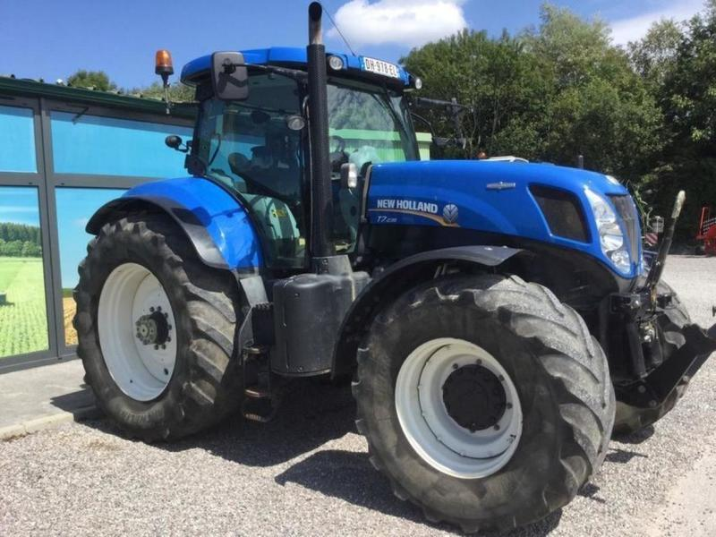 Wheel tractor New Holland T7 235 - Truck1 ID: 3598577