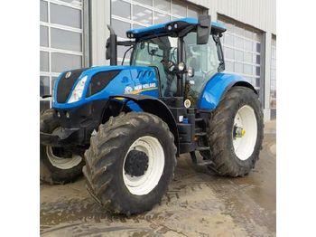 New Holland T7.245 - wheel tractor