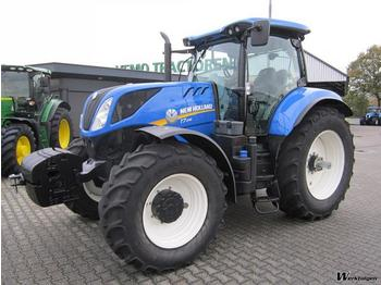 New Holland T7.245 PC - wheel tractor