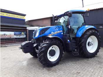 New Holland T7.245 Power Command Classic - wheel tractor