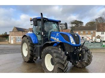New Holland T7.260 Autocommand  - wheel tractor