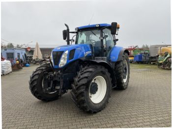 New Holland T7.270 AUTOCOMMAND - wheel tractor