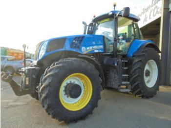 Wheel tractor New Holland T8.360 UC