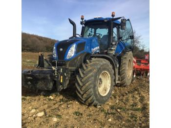 Wheel tractor New Holland T8.380