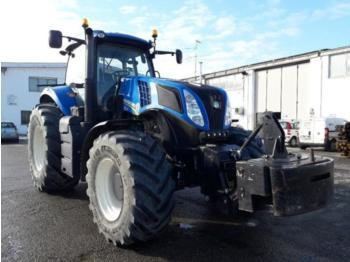 Wheel tractor New Holland T8.390