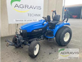 Leasing New Holland TC 27 D ALLRAD - wheel tractor