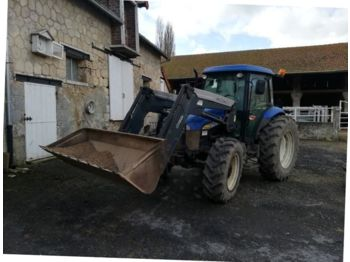 Wheel tractor New Holland TD