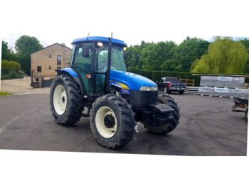 New Holland TD5050 - wheel tractor