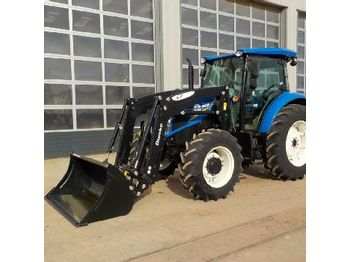 Wheel tractor New Holland TD5.95