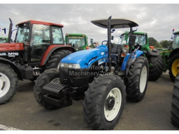 Wheel tractor New Holland TD80D