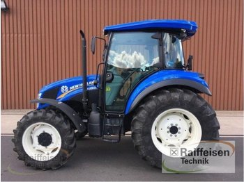 Wheel tractor New Holland TD 5.65