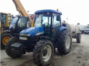 Wheel tractor New Holland TD 90 D: picture 1