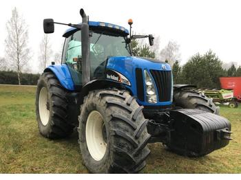 Wheel tractor New Holland TG 285