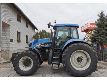 New Holland TG 285  - wheel tractor