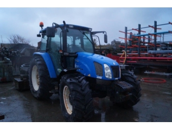 Wheel tractor New Holland TL100A