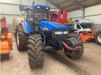 Wheel tractor New Holland TM140RC