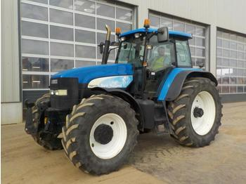 New Holland TM175 - wheel tractor