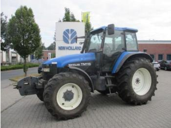 Wheel tractor New Holland TM 115