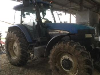 New Holland TM 120 - wheel tractor