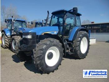 Wheel tractor New Holland TM 130