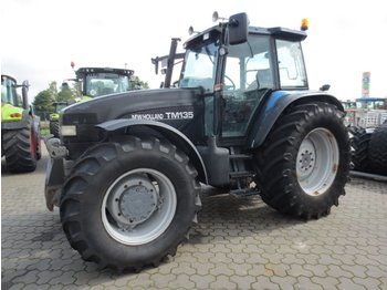 New Holland TM 135 - wheel tractor
